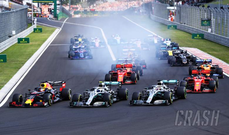 Hungarian F1 Grand Prix to be held without spectators
