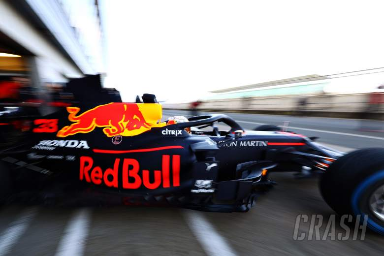 "Verstappen enjoys ""very positive"" first run in new Red Bull"
