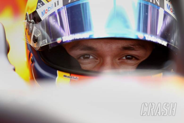 Alex Albon has no regrets after 'darkest moment' in F1