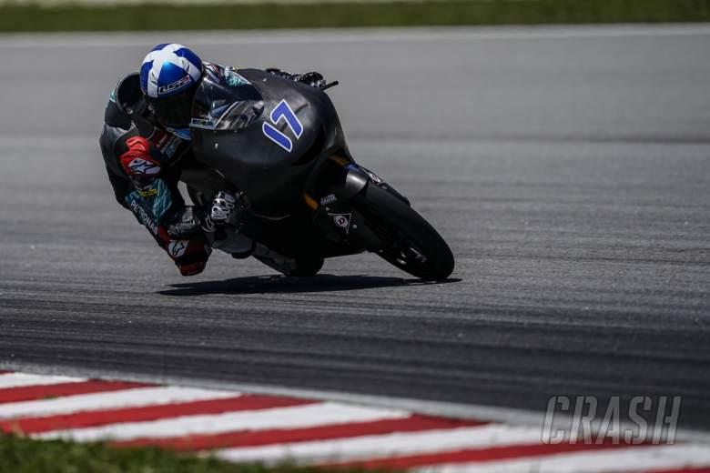 John McPhee, Petronas Sprinta Racing, Moto3,