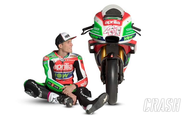 MotoGP: Espargaro: New Aprilia 'lighter, more reactive'