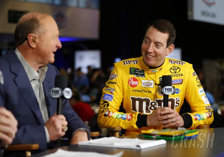 NASCAR: Busch cruises to second stage win of the day at ACS