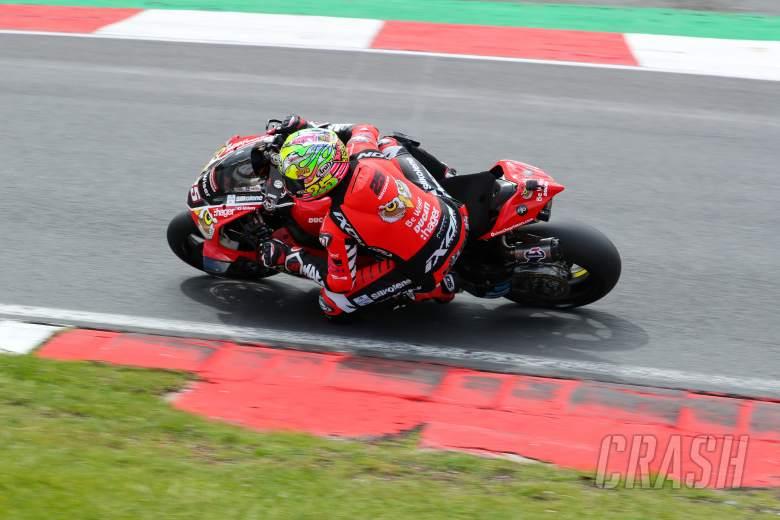 Josh Brookes - Be Wiser Ducati PBM