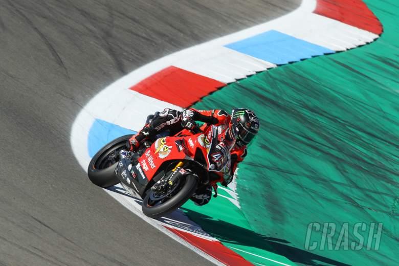 Scott Redding, Be Wiser Ducati, BSB,