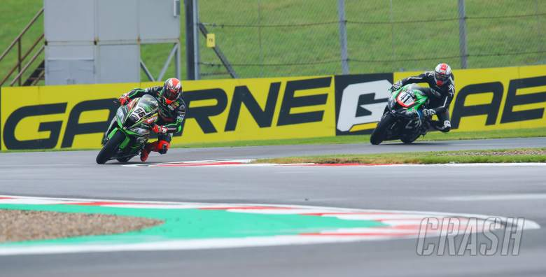 World Superbikes: Sykes 'well prepared' after mixed conditions