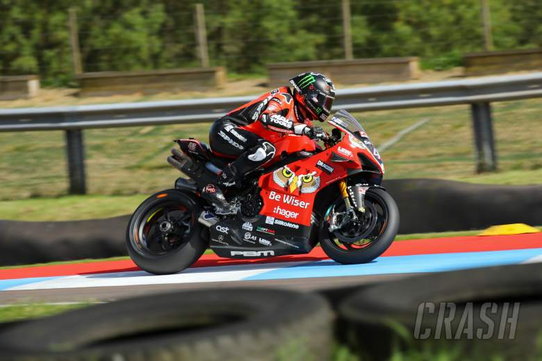 Scott Redding - Be Wiser PBM Ducati