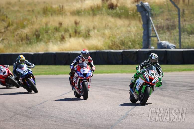 British Superbikes: Leon Haslam, JG Speedfit Kawasaki,