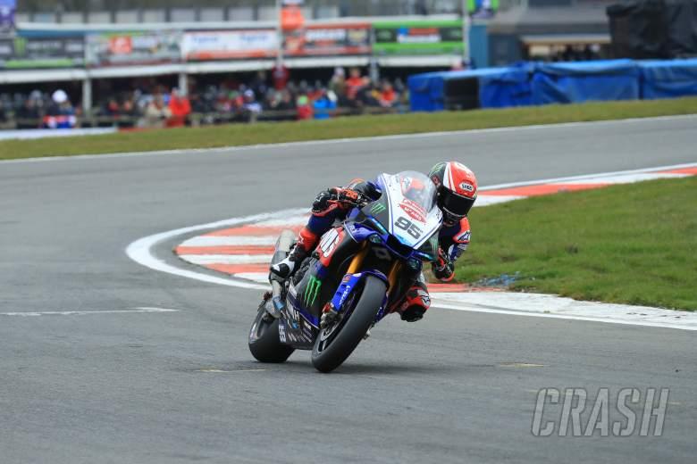 British Superbikes: Tarran Mackenzie, McAMS Yamaha,