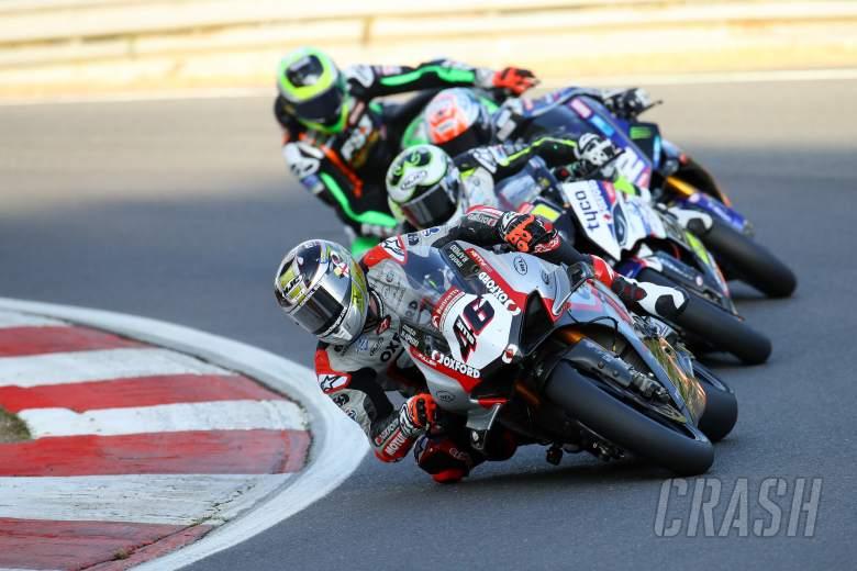 Tommy Bridewell, Oxford Racing Ducati, BSB,