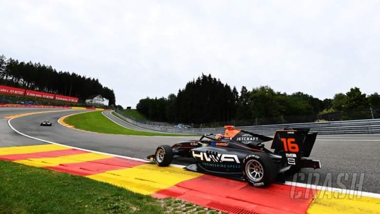 FIA F3 Belgium - Qualifying Results