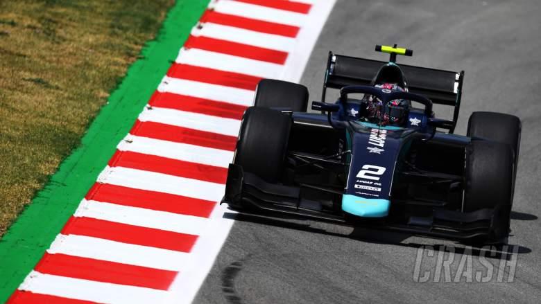 FIA F2 Barcelona - Qualifying Results