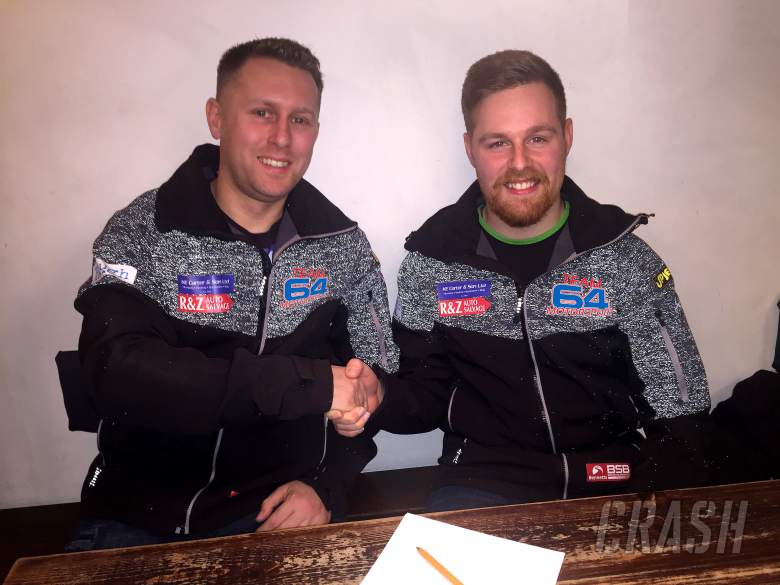 British Superbikes: Zanotti's Team 64 sign Coventry for 2019 BSB campaign