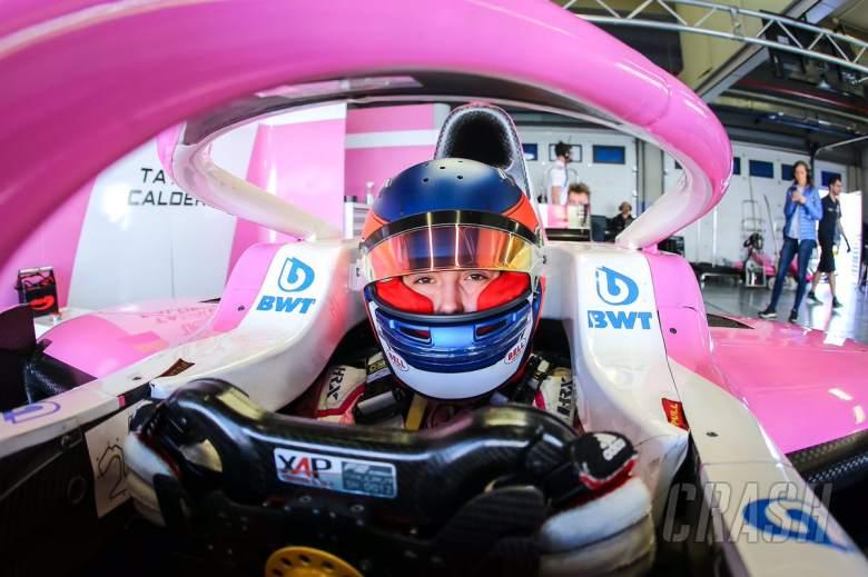 F1: Calderon to remain F1 test driver for Alfa Romeo in 2019