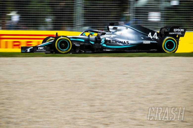 F1: Hamilton targets Mercedes low-speed balance improvements