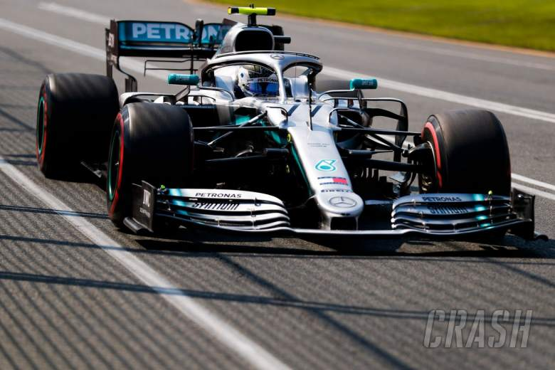 F1: Bottas 'blown away' by Merc qualifying performance
