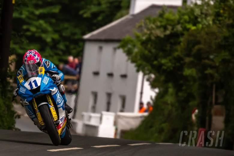 Lee Johnston, Ashcourt Racing Yamaha, Isle of Man TT,
