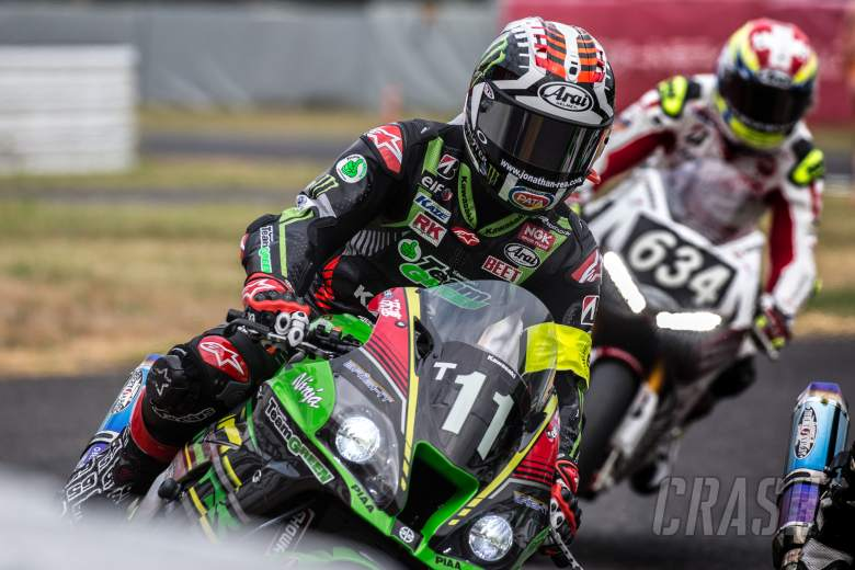 World Superbikes: Jonathan Rea, Kawasaki Team Green,