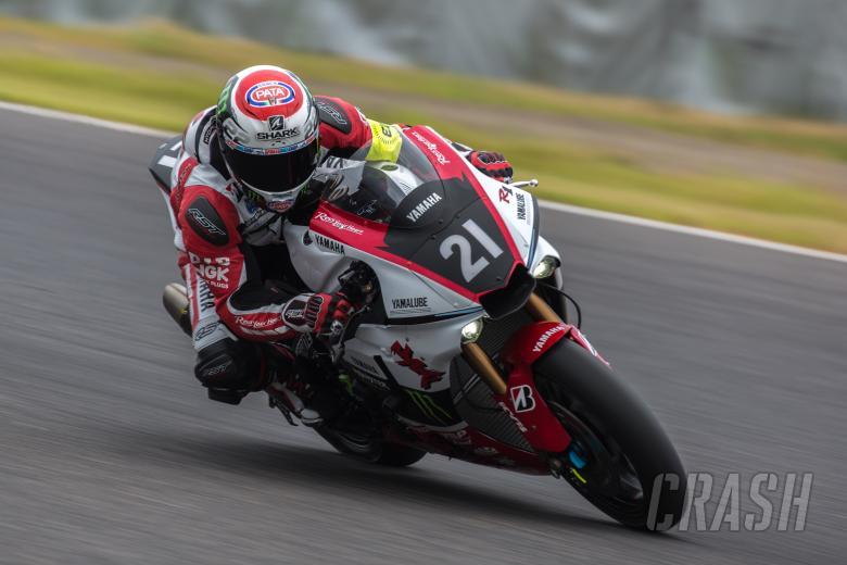 Alex Lowes, Yamaha Factory Racing, Suzuka 8 Hours