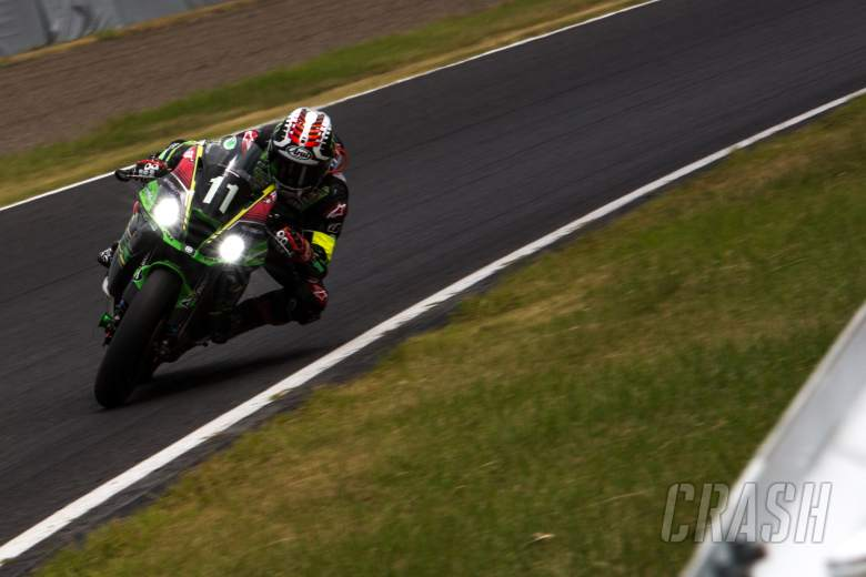 Jonathan Rea, Kawasaki Team Green,