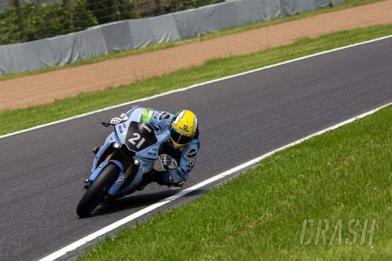 Alex Lowes, Yamaha Factory Racing Team, Suzuka 8 Hours,
