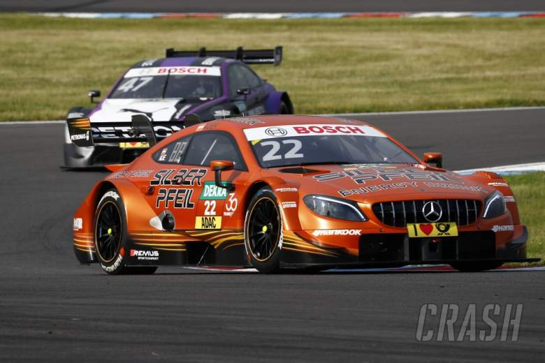 Auer beats Eng to Lausitzring pole by 0.007s