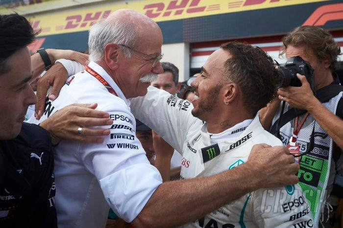 F1: Hamilton now a well-deserved legend of F1 – Zetsche