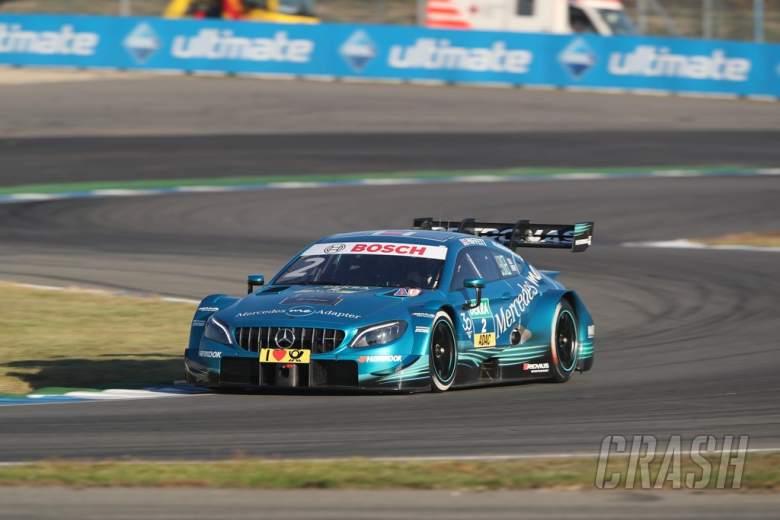 DTM: Hockenheimring: Race Results (2)