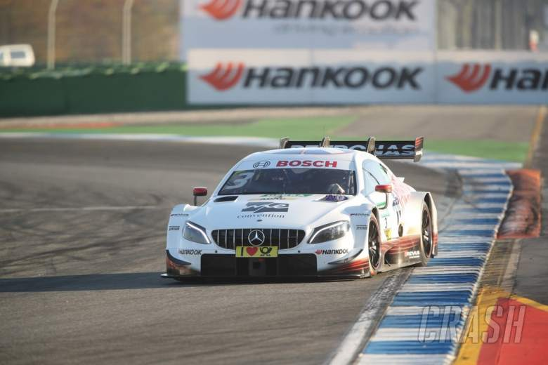 DTM: Di Resta: It was simply not my weekend