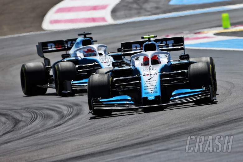 """""""Noticeable"""" Williams progress will take another 5-6 races - Russell"""