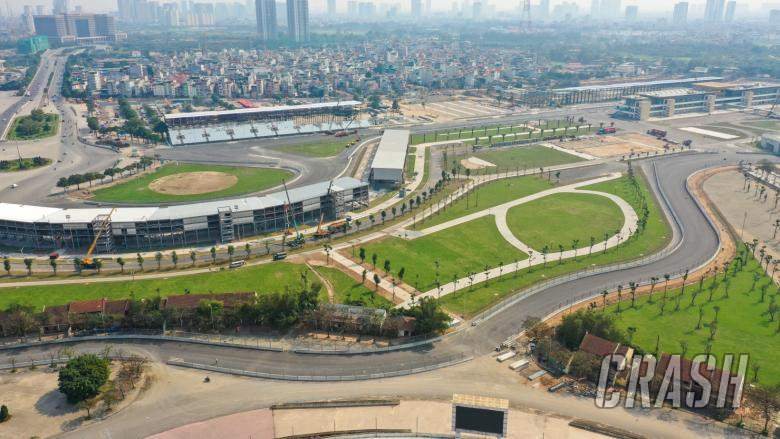 Hanoi Circuit, Vietnam GP, F1,