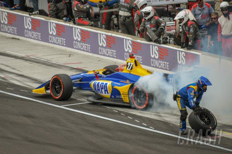 IndyCar: IndyCar Grand Prix of Indianapolis - Race Results
