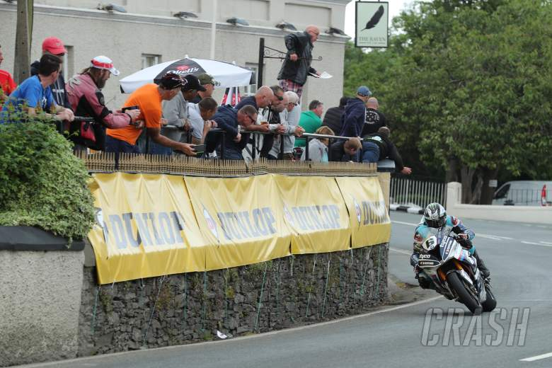 Isle of Man TT, - TT 2018: Dunlop toasts emotional Superbike victory