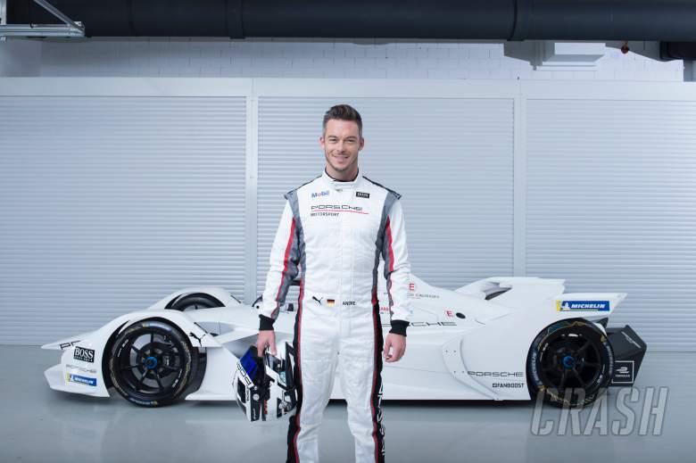 Lotterer completes Porsche FE line-up for 2019/20