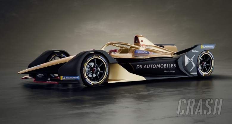 Formula E: Techeetah reveals season five Formula E challenger