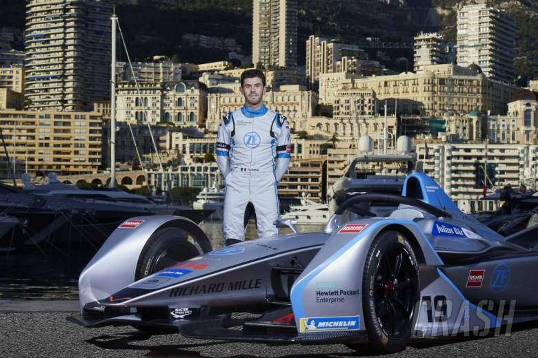 Formula E: Nato named Venturi's Formula E reserve driver for 2018/19