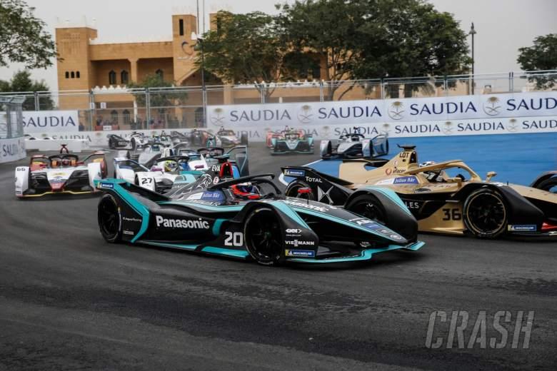 Formula E: Ad Diriyah E-Prix - Race results