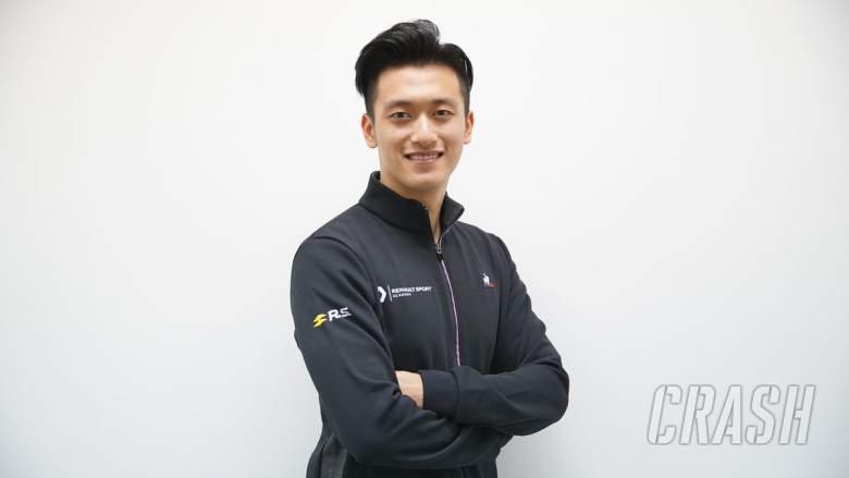 F1: F2's Zhou joins Renault F1 Sport Academy for 2019
