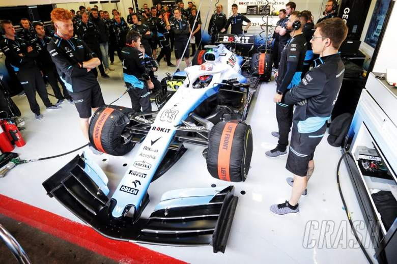 F1: Williams keen not to 'apportion any blame' for F1 car delays