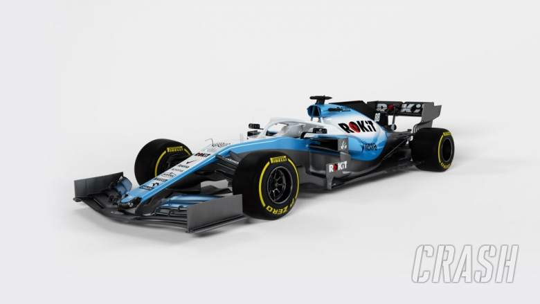 F1: Williams releases renders of 2019 FW42 F1 car
