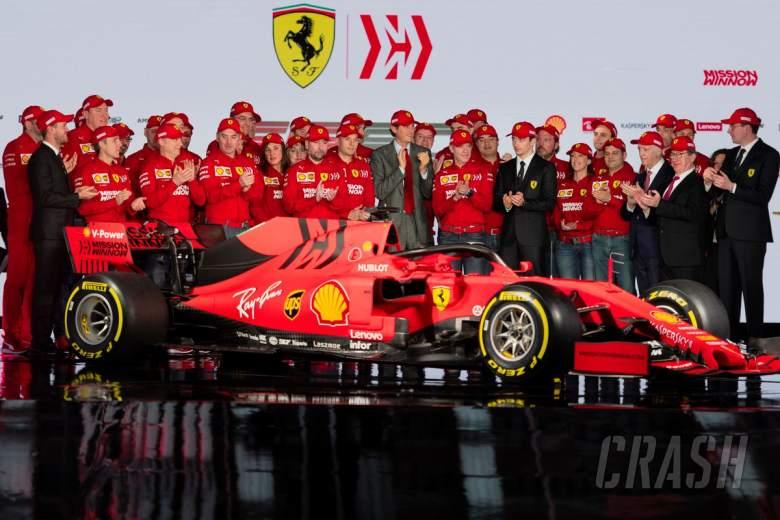 Ferrari reveals its SF90 F1 car for 2019 season | F1 | News