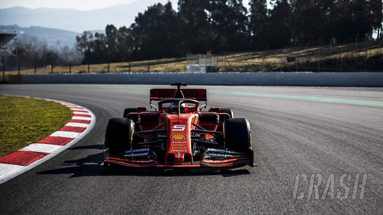 F1: Ferrari's 2019 F1 car completes first track outing