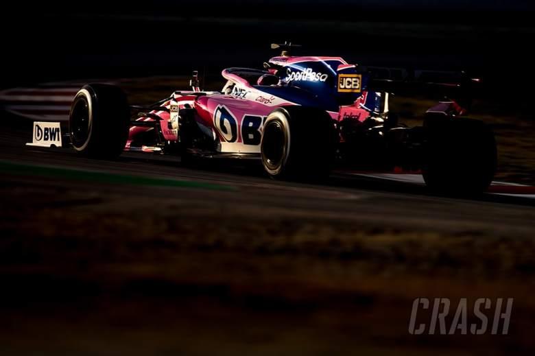 F1: Barcelona F1 Test 1 Times - Tuesday FINAL