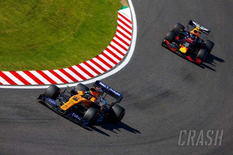 Sainz: Beating a Ferrari, fighting Red Bull 'felt like a victory'