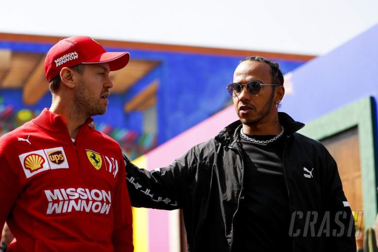 Vettel backs Hamilton in F1 environment plea