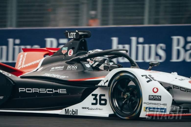 Andre Lotterer, TAG Heuer Porsche, Formula E,