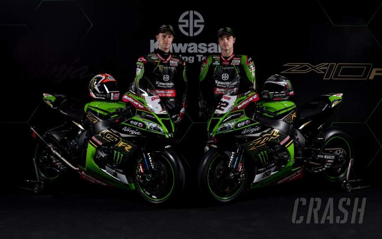 Jonathan Rea, Alex Lowes, Kawasaki Racing Team, WorldSBK,