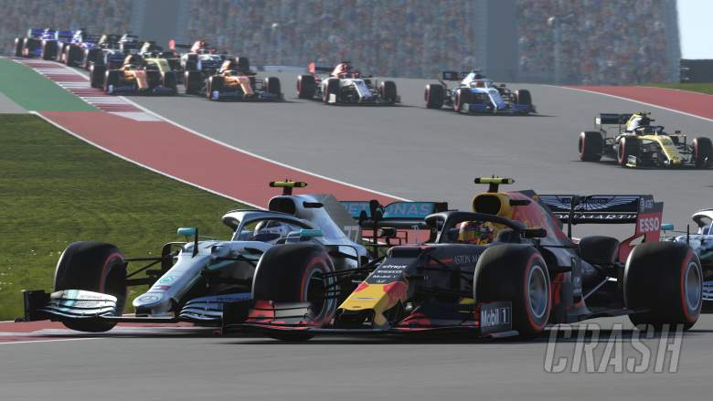 Formula 1 is holding Virtual Grand Prix's in place of postponed races
