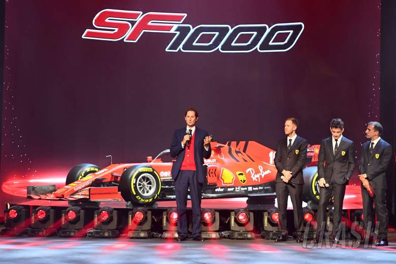 "Vettel expects ""step forward"" with 'clever' 2020 Ferrari F1 car"