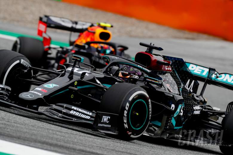 Austrian GP, Practice Two: Lewis Hamilton leaves F1 rivals trailing