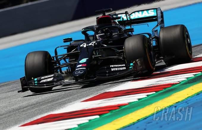 "Mercedes ""in the dark"" over Hamilton's struggles at F1 Styrian GP"